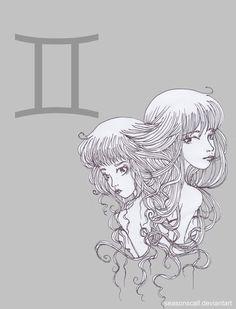 The Gemini Twins ♊