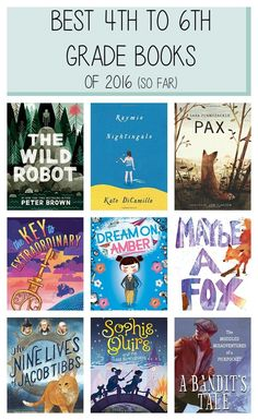 5th grade book recomendations from a 5th grader books school 13 of the years best 4th to 6th grade books based on critical reviews nyt sciox Choice Image