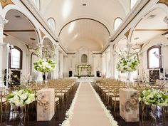 one of LA'a hottest wedding venues: The VIBIANA
