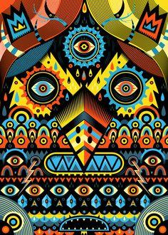 MASK MYSTIC OWL