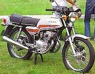 1978 Honda CB125T