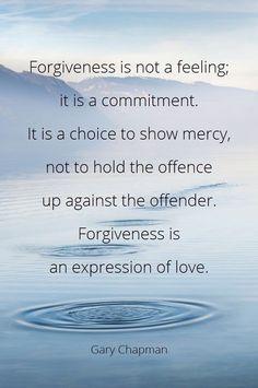 (24) Forgiveness - Persistent kindness - Quora