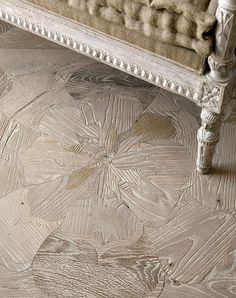 Inlaid English oak parquet SIMON - I Vassalletti