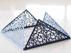 Invitation – Moroccan Petal Folder