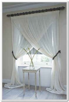 Ways To Hang Curtains