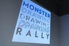 Monster Drawing Rally 2017 Monster Drawing, Rally, Drawings, Sketches, Drawing, Portrait, Resim, Draw