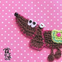 Ravelry: Project Gallery for For the dogs lovers - Dachshund pattern by Vendula Maderska