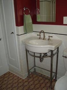 Laurelhurst 1912 Craftsman Bungalow Bathroom Research