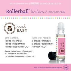 Baby Fever Roller Blend