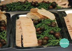 En #ameventos, ofrecemos servicio de catering para cualquier tipo de celebración. | #Marielle #CafeteríaMarielle #catering #banquetes #bodas