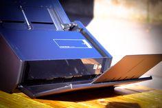 Papierloses-Büro: Fujitsu ScanSnap iX500 - ein absoluter Traum! - rosenblut