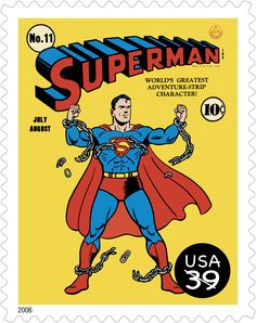 Superman is a superhero that appears in comic books published by DC Comics, and is considered an American cultural icon.