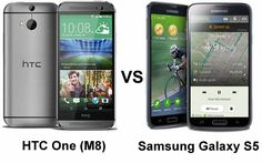 HTC One M8 vs Samsung Galaxy S5. Which one is really worth your money?