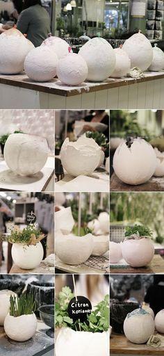 Der+NEUESTE+Trend+nach+den+Balloneiern+aus+Wolle……..+Eier,+die+mit+Instant-Spachtel+gebastelt+werden+können!