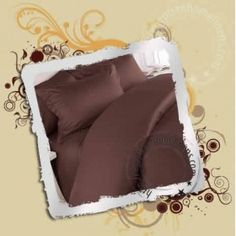 Chocolate King Flat Sheet Egyptian Cotton - All Sizes Twin Xl Sheet Sets, King Sheet Sets, Flat Sheets, Bed Sheets, Fitted Sheets, Superior Homes, Egyptian Cotton Bedding, Water Bed, Cotton Bedding Sets
