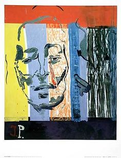 Martin Kippenberger Ohne Titel (aus Serie Jacqueline)