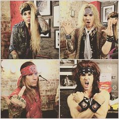 Lexxi my god 😂💕 Heavy Metal Music, Heavy Metal Bands, Rock N Roll Music, Rock And Roll, Steel Panther, 80s Hair Bands, Glam Rock, Gorgeous Men, Alternative Music