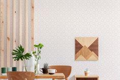 Geometric Mandala Wallpaper, Geometric Removable Wallpaper, Geometric Flower, Self Adhesive Wallpaper, Flower Wallpaper, Designer Wallpaper, Wallpapers, Floral, Modern