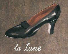 René Magritte's La Lune (1930)