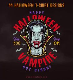 Colorful Halloween vector illustrations for your awesome Halloween Night 2021. 100% vector with editable text.