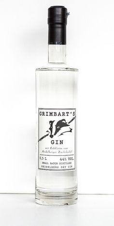 Grimbart's Gin - German Small Batch Gin