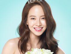 Song Ji Hyo hairstyles  #hairstyles