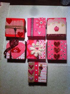 Bricolage saint valentin on pinterest bricolage - Pinterest st valentin bricolage ...
