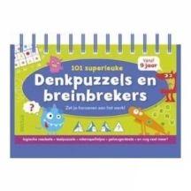 101 Denkpuzzels en breinbrekers