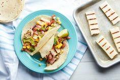Жареный сыр Tacos / Фото от Chelsea Kyle, Food Styling от Rhoda Boone