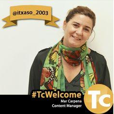 #TcWelcome de Mar Carpena