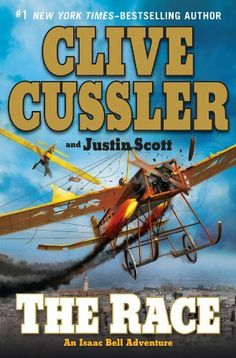The Race (An Isaac Bell Adventure) by Clive Cussler. $15.66. http://www.letrasdecanciones365.com/detailp/dpvtv/Bv0t0v5i4hTlVoNeZkIn.html. Author: Clive Cussler. Publisher: Putnam Adult (September 6, 2011). 428 pages. Detective Isaac Bell returns, in the remarkable new adventure from the #1 New York Times-bestselling author.  It is 1910, the age of flying machines is still in its infancy, and newspaper publisher Preston Whiteway is offering $50,000 for the first dar...