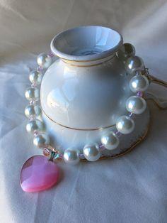 Fancy Dog Collar Jeweled Statement Necklace by LexingtonBaubles
