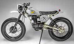 8negro: Honda XL100S:: Revolt Cycles.