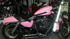 My Barbie bike