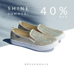 ❤ DO YOU LOVE SALES AS MUCH AS WE DO? ❤ Then come on! Up to 40% off! What are you waiting for? Emoticono smile ►SHOP ONLINE: www.breakwalk.com