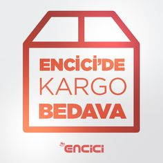 Encici.com.tr'den ve 0850 302 54 34 numaralı telefondan yapacağınız tüm alışverişlerinizde ücretsiz kargo fırsatı sizleri bekliyor :)