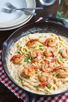 Top Shrimp Pasta Recipes