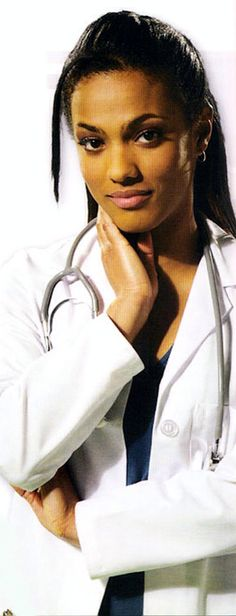 Women of Doctor Who : Freema Agyeman as Martha Jones.