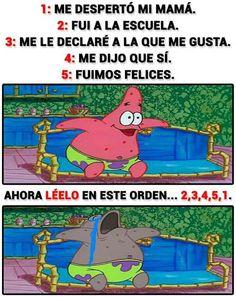 Lo que el titulo dice :v # Humor # amreading # books # wattpad Funny Spanish Memes, Spanish Humor, Stupid Funny Memes, Wtf Funny, Hilarious, Marvel Universe, Wattpad, Tutorial, Dankest Memes