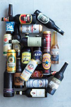 øl kollage
