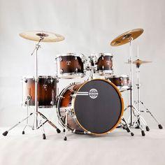 Dixon Drums - DRUMS > FUSE Profile Maple > Description