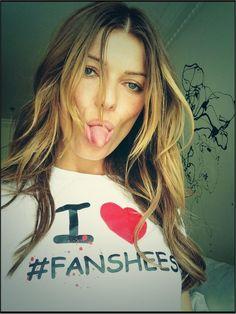#Fanshees Banshee TV show Ivana Milicevic