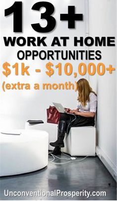 work at home jobs legitimate side hustles that can make you thousands of dollars extra every month! We love number 1 on this work-at-home jobs list and we think you will as well! So many ways to make extra money right now! Can you guess which legit w Make Money Writing, Make Money Blogging, Money Saving Tips, Make Money Online, Money Tips, Money Hacks, Money Budget, Managing Money, Money Today