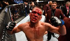 Video: Nate Diaz Backstage Interview