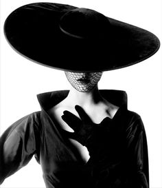 Model Jean Patchett in a 1949 photograph by Irving Penn