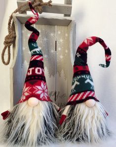 Swedish Tomte Nordic Christmas Gnome Nisse by DaVinciDollDesigns