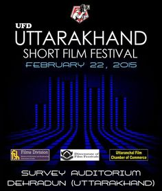 """On 22nd February, Love at First Sight was screened at the 2nd Uttarakhand SHORT FILM Festival 2015 in the the beautiful city of Dehradun in India, where it was also awarded as the """"Best Film"""" in International Category.  To keep up with our film news and gossip please like our page https://www.facebook.com/pages/1st-Sight-Films/346472948765995  To see more about us in detail please visit:  http://www.loveatfirstsightfilm.com/"""