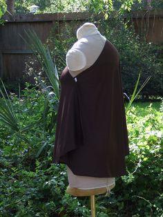 Nursing shawl. Maybe...