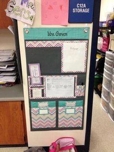 Great for a teacher! Hang-Up Home Organizer. Order at www.mythirtyone.com/resah
