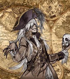 Pirate Undertaker